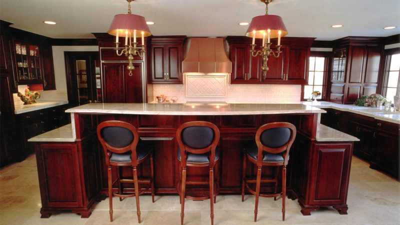 Cherrywood kitchen remodel